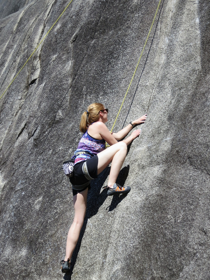 Rock, Rope and Faith