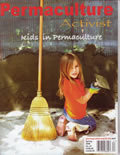 #67 Kids in Permaculture  Spring 2008