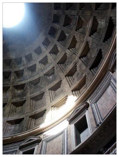 Pantheon Oculus, 126 CE