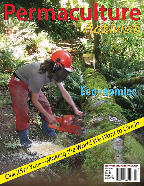 #77 Eco-nomics,  Fall 2010