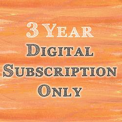 3-Year Digital PcDM Sub Only