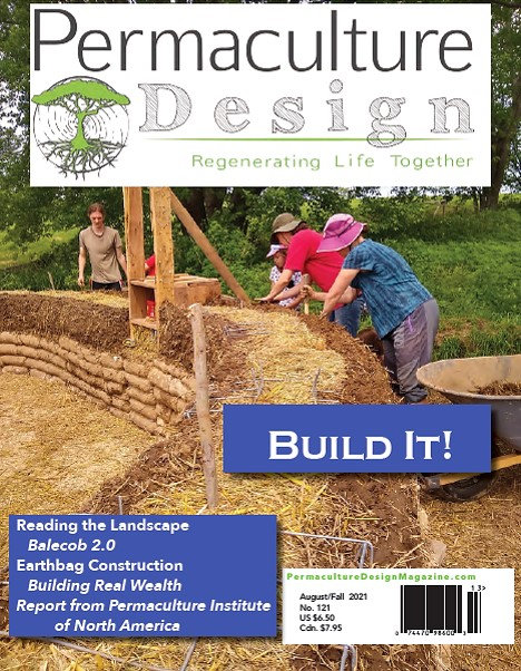 #121 Aug / Fall 2021: Build It