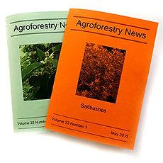 Agroforestry News Vol 27 No 2
