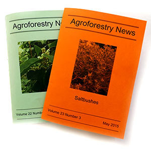 Agroforestry News Vol 24 No 1