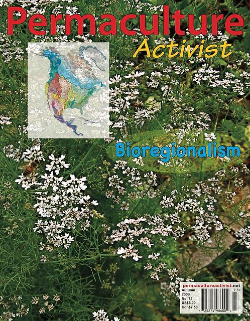 #73 Bioregionalism,  Autumn 2009