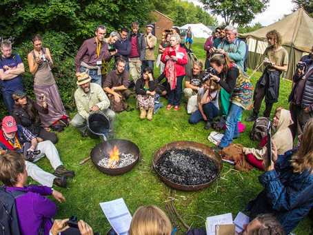 UK National Permaculture Convergence Sept. 2 – 4, 2016