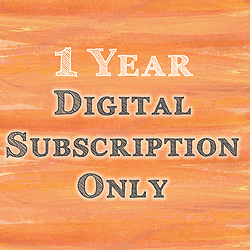 1-Year Digital PcDM Subscription Only
