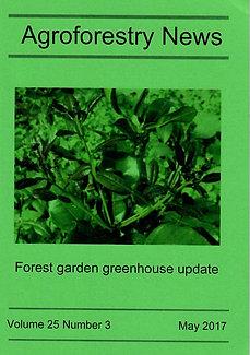 Agroforestry News, Vol 25, #3