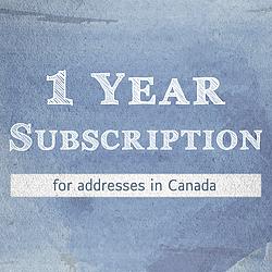 Canada 1-Yr PcDM Sub