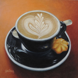 'Afternoon Cappuccino'