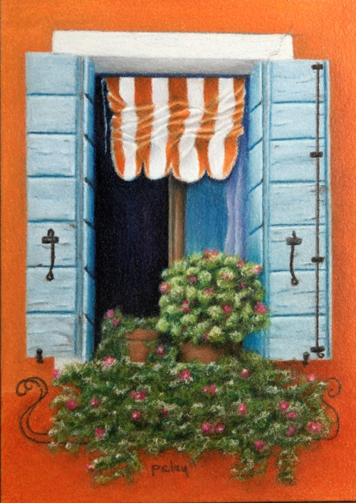 """Burano Window"""