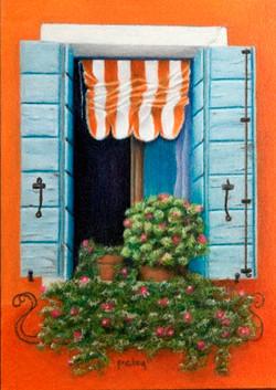 """""""Burano Window"""""""