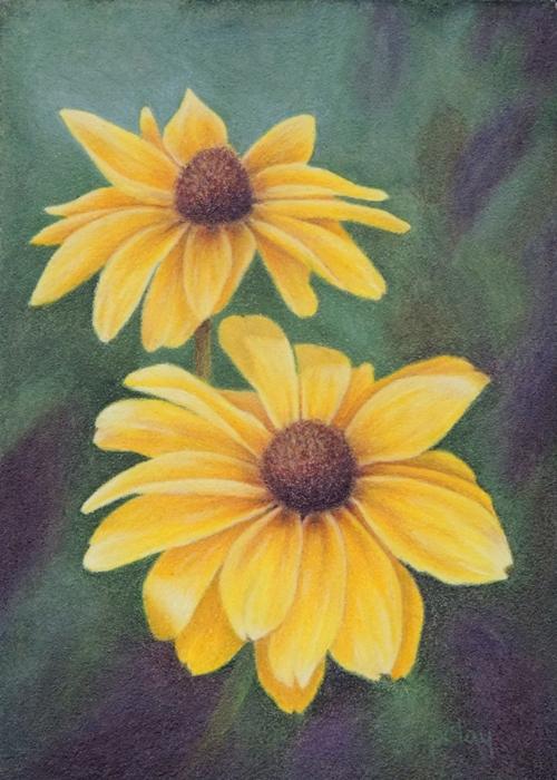 """Summer Blooms"""