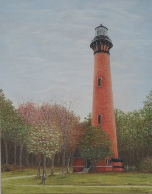 """Currituck Lighthouse"""