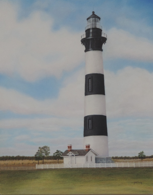 """Bodie Island Lighthouse"""