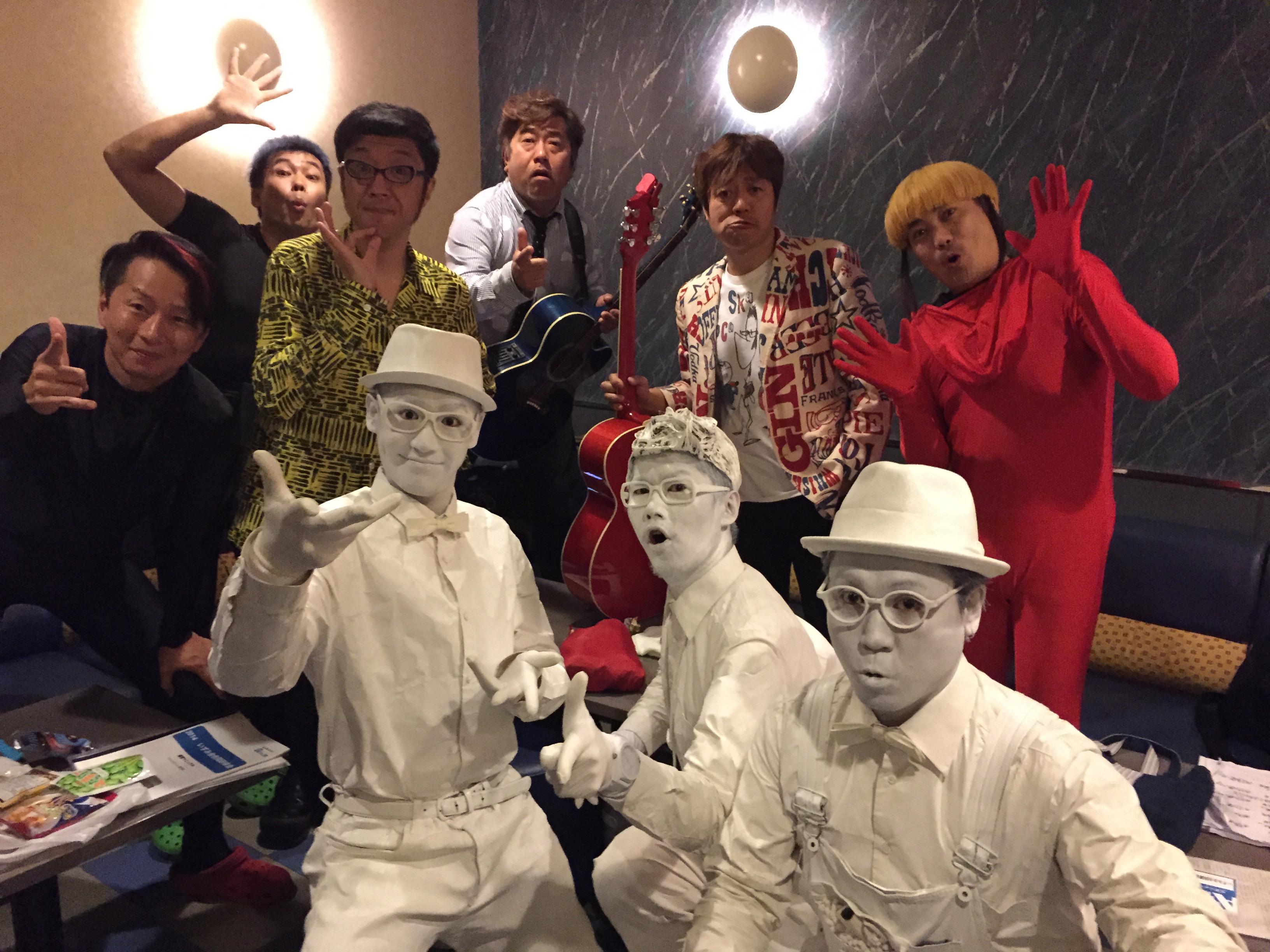 東京Hack with ポカスカジャン&3ガガヘッズ