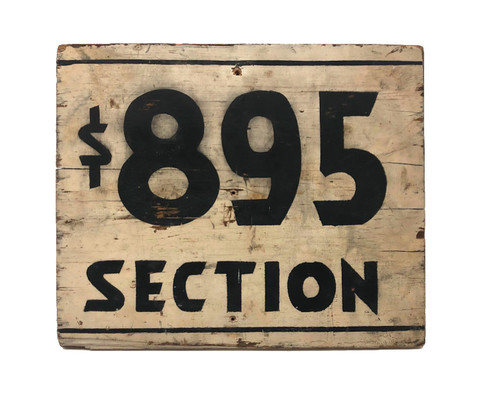 $895 Section
