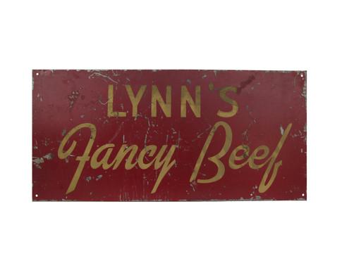 Fancy Beef