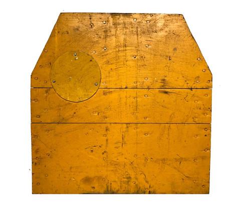 Yellow Signal Sign
