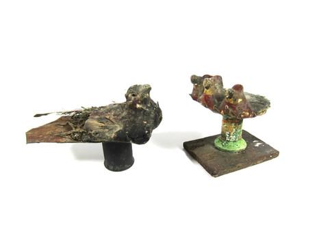 Birds on Spools