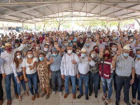 Estructuras de la 4T, fuertes y preparadas para transformar Michoacán: Raúl Morón