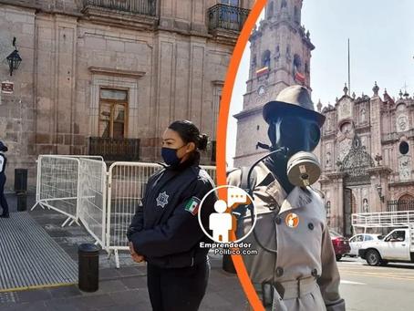 Michoacán regresaría nuevamente a confinamiento obligatorio por tercera ola: Silvano Aureoles
