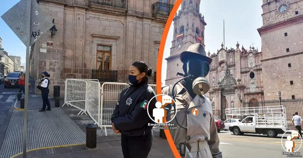 ¿Michoacán a un paso del confinamiento obligatorio? Ahora advierten cierres de jueves a domingo