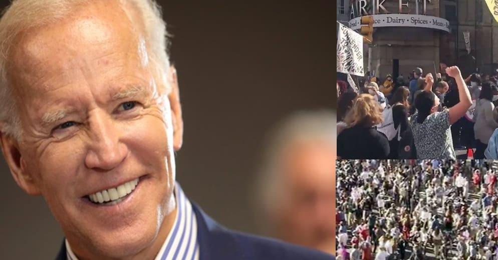 ¡Bye bye Trump! Joe Biden virtual presidente de EUA y miles salen a las calles a festejar