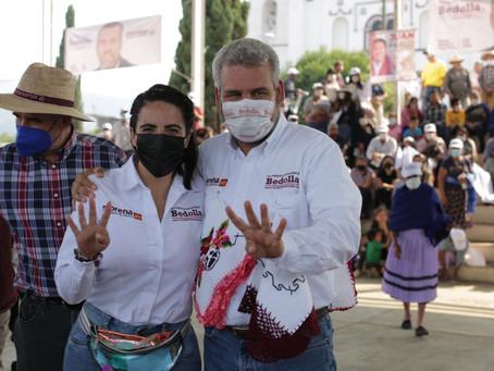 Bedolla, el gobernador que cosechó la esperanza de Michoacán en votos: Giulianna Bugarini