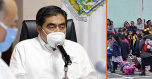 """En Puebla """"todos aprobados"""", se decreta fin del ciclo escolar: Barbosa"""