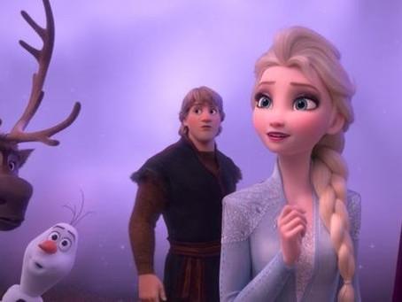Frozen 2 con consciencia ambiental; expone los efectos del cambio climático