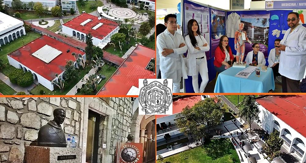 ¡Pis-Pas Pis-Pas! La UMSNH es la universidad 14 mejor rankeada a nivel nacional