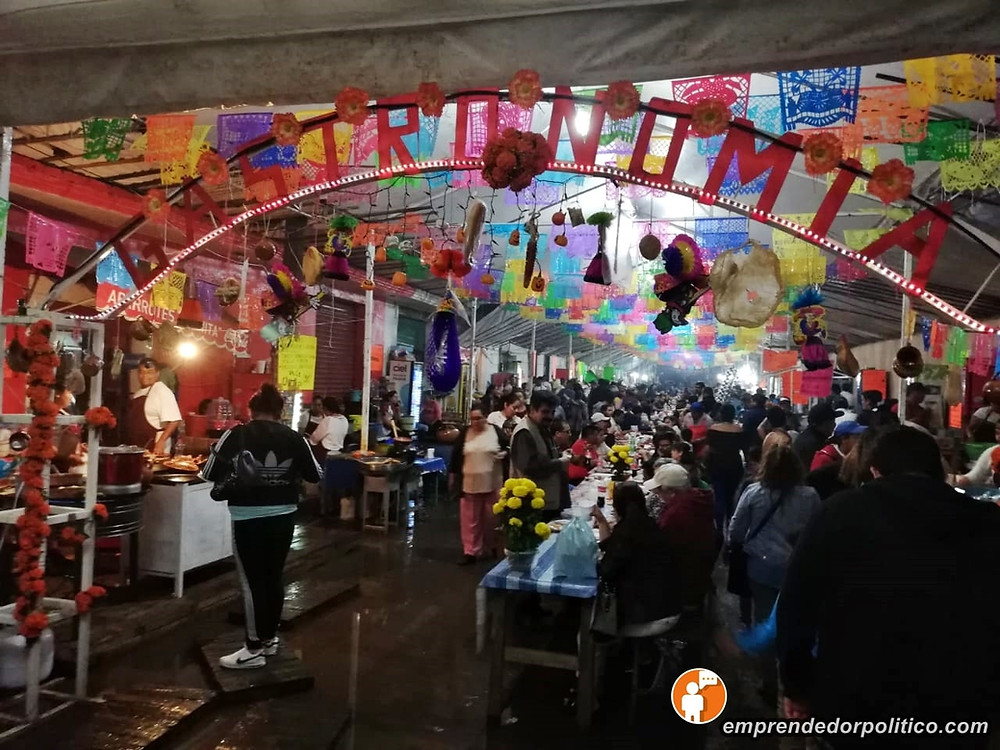 Expo Feria Nacional de la Catrina