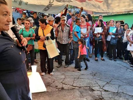 María Chávez impulsa la economía social a mujeres de Morelia con capacitaciones y acompañamiento