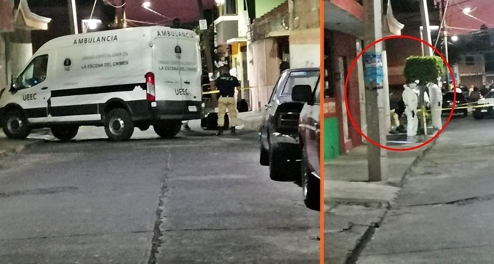 #Morelia: Asesinan a balazos a una mujer este jueves, cerca de Salida Charo