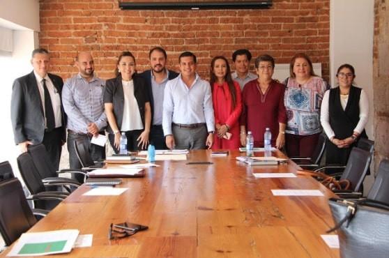 Avanza Congreso de Michoacán en transparencia: Oscar Escobar