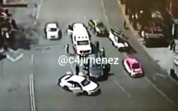 Así detuvieron a paramédicos de Cruz Roja que traficaban droga (+Video)
