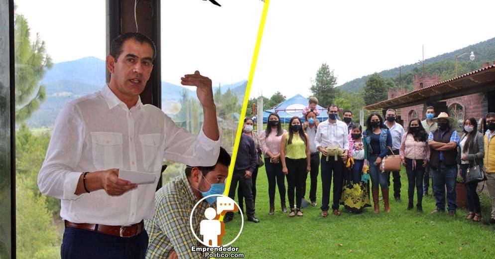 Cercanía con las bases perredistas garantizará el triunfo en la contienda electoral: Ismael Sigala