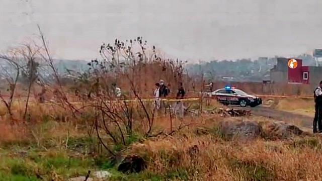 En una bolsa, encuentran restos humanos en colonia de #Morelia