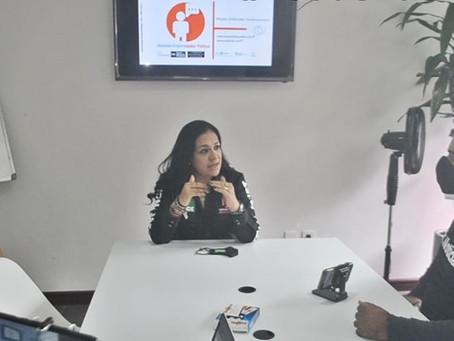 Entrevista: Mirna Janet candidata del PVEM por el distrito 17 de Morelia