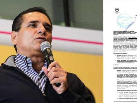 Bufete de abogados levanta denuncia formal contra Silvano Aureoles por abuso de autoridad