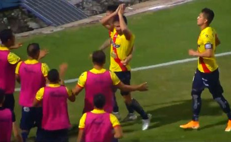 Atlético Morelia consigue esta noche su primera victoria y escala la posición 11