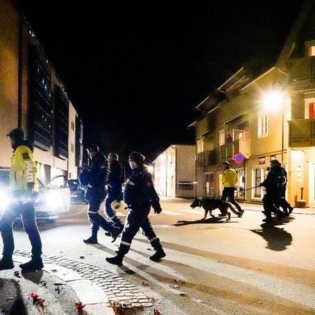 Confirman varios muertos tras un ataque con arco y flechas en Noruega