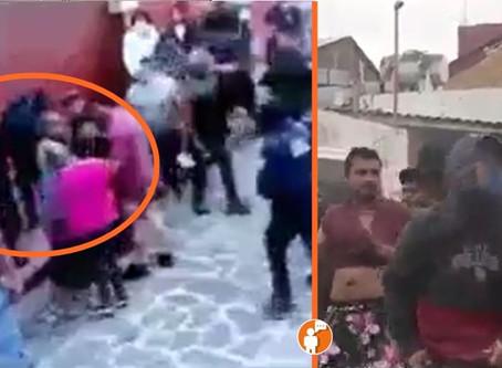 En video, así fue la agresión al Doctor de Paracho y su familia