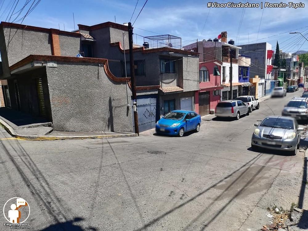 Niños y jóvenes, así se vive la cuarentena en esta zona de la Félix Ireta de Morelia
