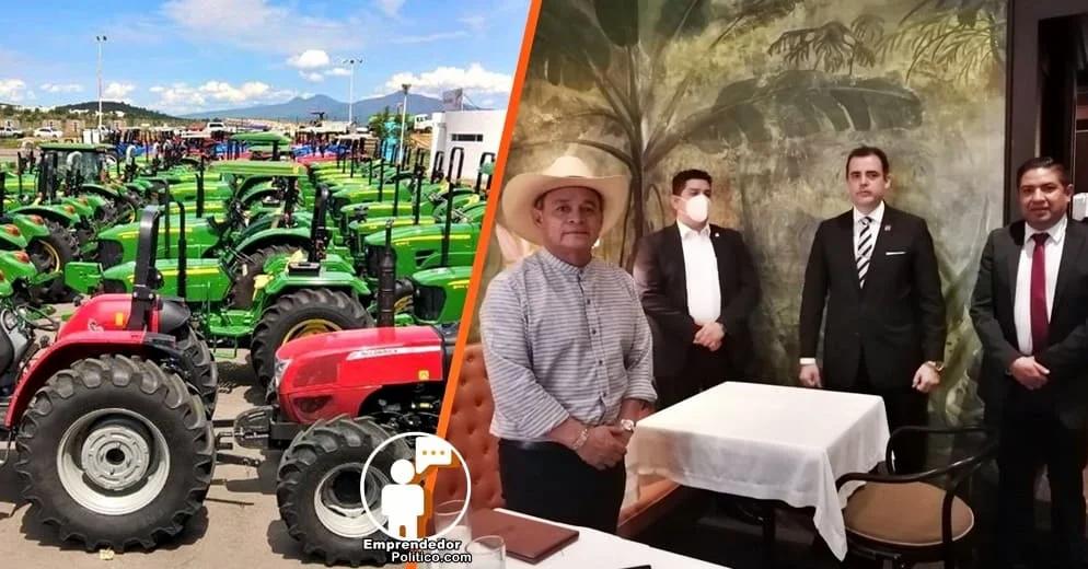 Salvador Arvizu y Comisión de Desarrollo Rural solicitan comparecer al titular de SEDRUA