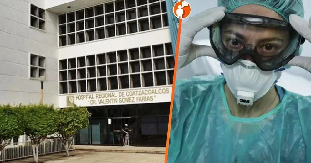 Médicos de Coatzacoalcos ganan amparo para no trabajar durante pandemia
