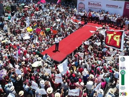 OFICIAL: Este domingo entregarán a Alfredo Ramírez constancia de mayoría para la gubernatura