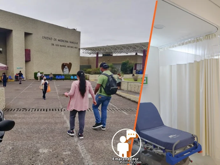 Michoacán: Hospitales privados saturados y los públicos en un 40 % en promedio de ocupación