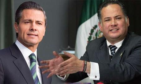 La UIF va a ir por Peña Nieto si hallan que fue corrupto: Santiago Nieto